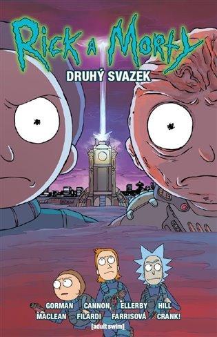 Rick a Morty 2 - Zac Gorman | Booksquad.ink