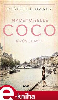 Obálka titulu Mademoiselle Coco a vůně lásky