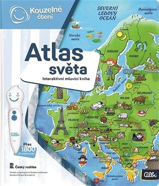 Kouzelné čtení - Atlas světa - - | Replicamaglie.com