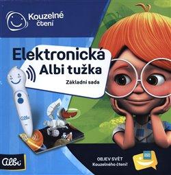 Obálka titulu Kouzelné čtení - Elektronická Albi tužka