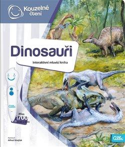 Obálka titulu Kouzelné čtení - Dinosauři