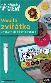 Kouzelné čtení - Veselá zvířátka pexeso
