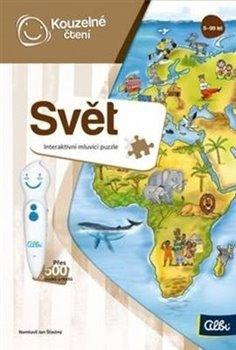 Obálka titulu Kouzelné čtení - Svět puzzle
