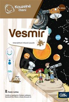 Obálka titulu Kouzelné čtení - Puzzle Vesmír