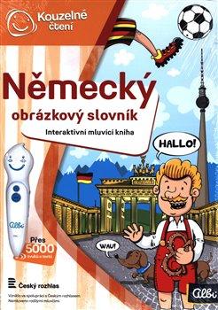 Obálka titulu Kouzelné čtení - Německý obrázkový slovník