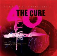 Cureation 25 - Anniversary /2 DVD a 4 CD/