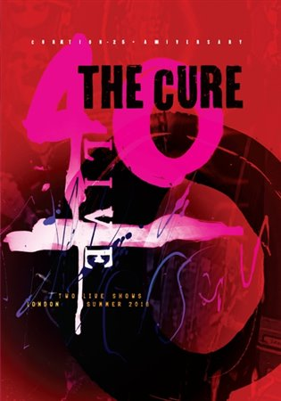 Cureation 25 - Anniversary 2 DVD