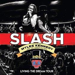 Obálka titulu Living The Dream Tour