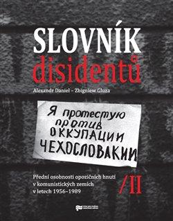 Obálka titulu Slovník disidentů II.
