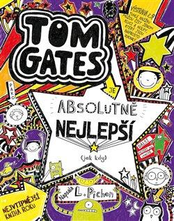 Obálka titulu Tom Gates je absolutně nejlepší (jak kdy)