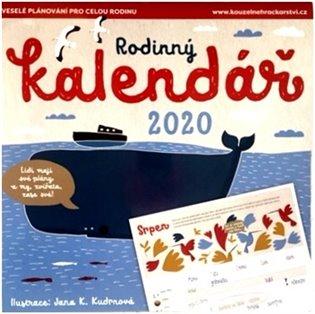Rodinný kalendář 2020 Patagonie - - | Replicamaglie.com