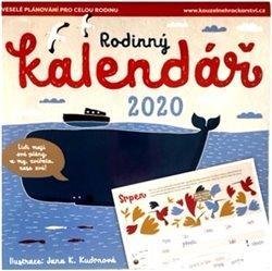 Rodinný kalendář 2020 Patagonie