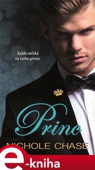 Obálka titulu Princ