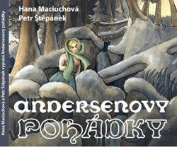 Obálka titulu Andersenovy pohádky