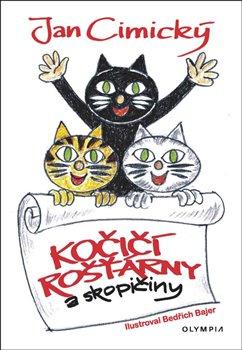 Obálka titulu Kočičí rošťárny