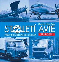 Obálka titulu Století Avie 1919 - 2019