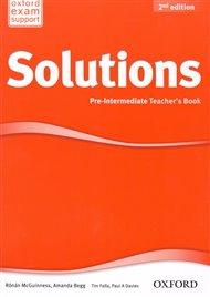 Maturita Solutions 2nd Edition Pre-intermediate Teacher´s Book