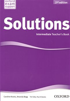 Obálka titulu Maturita Solutions 2nd Edition Intermediate Teacher´s Book