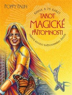 Obálka titulu Tarot magické přítomnosti