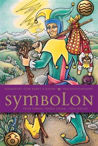Symbolon:Hra rozpomínání - kniha + 78 karet - Peter Orban, | Booksquad.ink