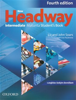 Obálka titulu New Headway Intermediate Maturita Students Books Fourth edition