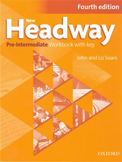 Obálka titulu New Headway Fourth Edition Pre-intermediate Workbook With Key