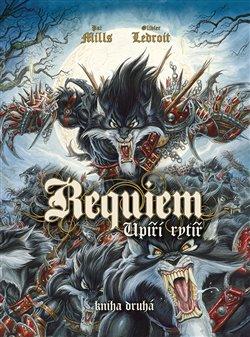 Obálka titulu Requiem, upíří rytíř 2