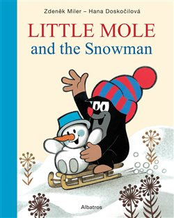 Obálka titulu Little Mole and the Snowman