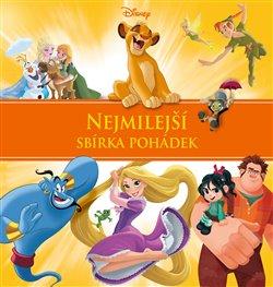 Obálka titulu Disney - Nejmilejší sbírka pohádek