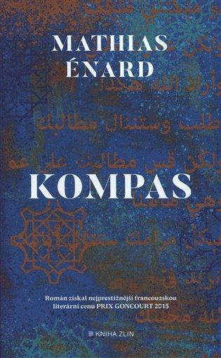 Kompas - Mathias Enard | Booksquad.ink