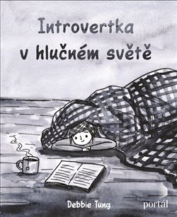 Obálka titulu Introvertka v hlučném světě