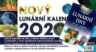 Lunární dny + Lunární kalendář 2020 - Vladimír Jakubec,   Replicamaglie.com