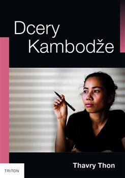 Obálka titulu Dcery Kambodže