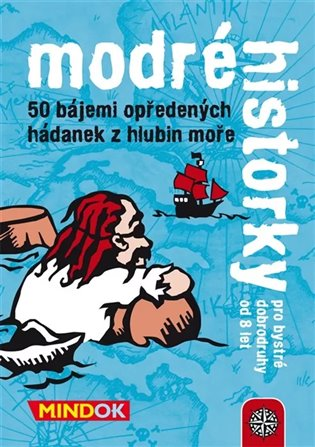 Černé Historky: Modré historky 50 bájemi opředených historek z hlubin moře - -   Replicamaglie.com