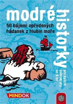 Obálka titulu Černé Historky: Modré historky 50 bájemi opředených historek z hlubin moře