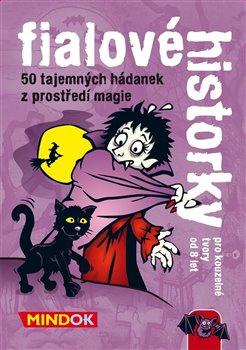 Obálka titulu Černé historky: Fialové historky
