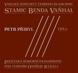 Obálka titulu Violové koncerty českého klasicismu