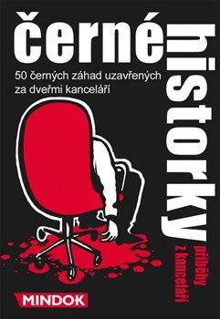 Obálka titulu Černé historky: Příběhy z kanceláří