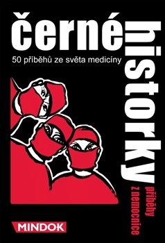 Obálka titulu Černé historky: Příběhy z nemocnice