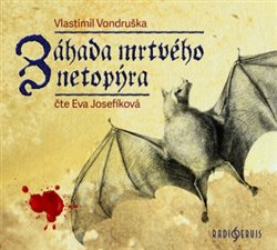 Obálka titulu Záhada mrtvého netopýra