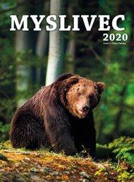 Nástěnný kalendář MYSLIVEC 2020