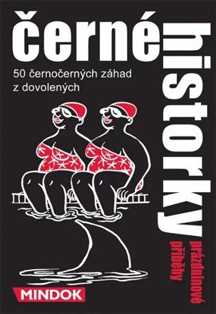 Černé historky: Prázdninové příběhy - - | Booksquad.ink