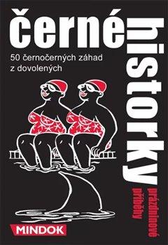 Obálka titulu Černé historky: Prázdninové příběhy