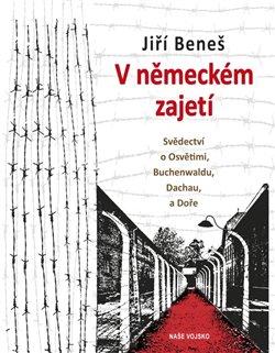 Obálka titulu V německém zajetí