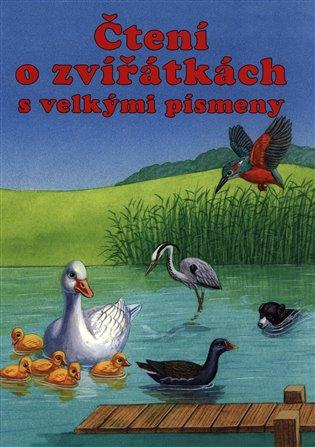 Čtení o zvířátkách s velkými písmeny - Ute Haderlein   Replicamaglie.com
