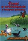 Obálka knihy Čtení o zvířátkách s velkými písmeny