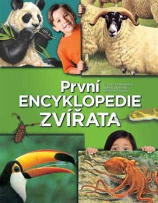 První encyklopedie - Zvířata - John Farndon   Booksquad.ink