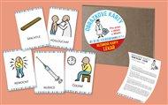 Obrázkové režimové karty - U lékaře