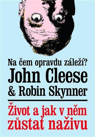 Život a jak v něm zůstat naživu - John Cleese,   Booksquad.ink