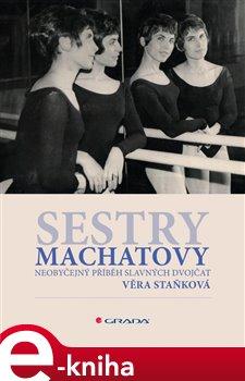 Obálka titulu Sestry Machatovy